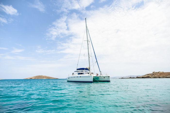 Kymo catamaran
